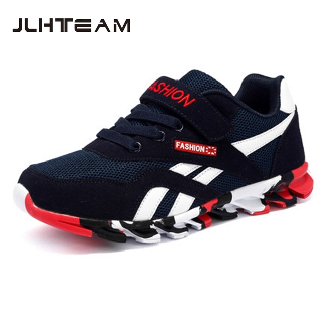 factory authentic 7895a c837e US $28.7 |2017 New Children sports shoes boys and girls air cushion shoes  Kids mesh sneakers running shoes Cozy outdoor nmd yeezy shoes-in Sneakers  ...