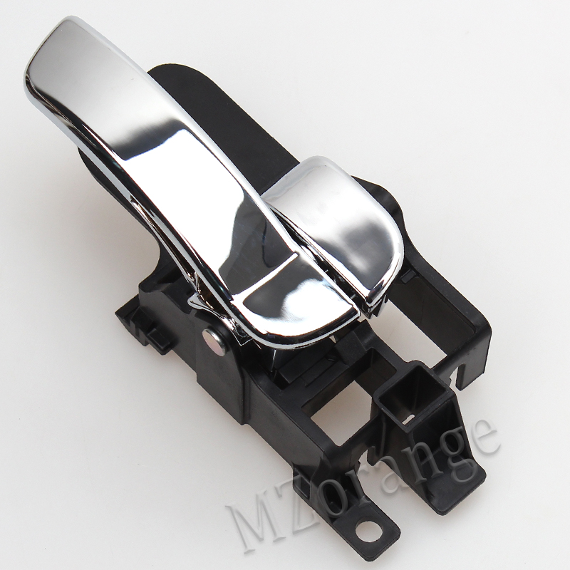 цены MZORANGE Car accessories for Nissan Qashqai J10 2008 2009 2010 2011 2012 2013 2014 2015 Inside Door Handle High Quality