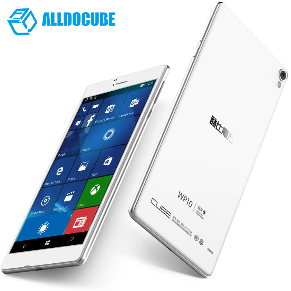 Cube WP10 6.98 Inch 4G LTE Tablet PC Windows 10 Snapdragon Quad Core 2+16GB Dual Sim Unlock Phone Call Tablet 1280*720 WiFi GPS