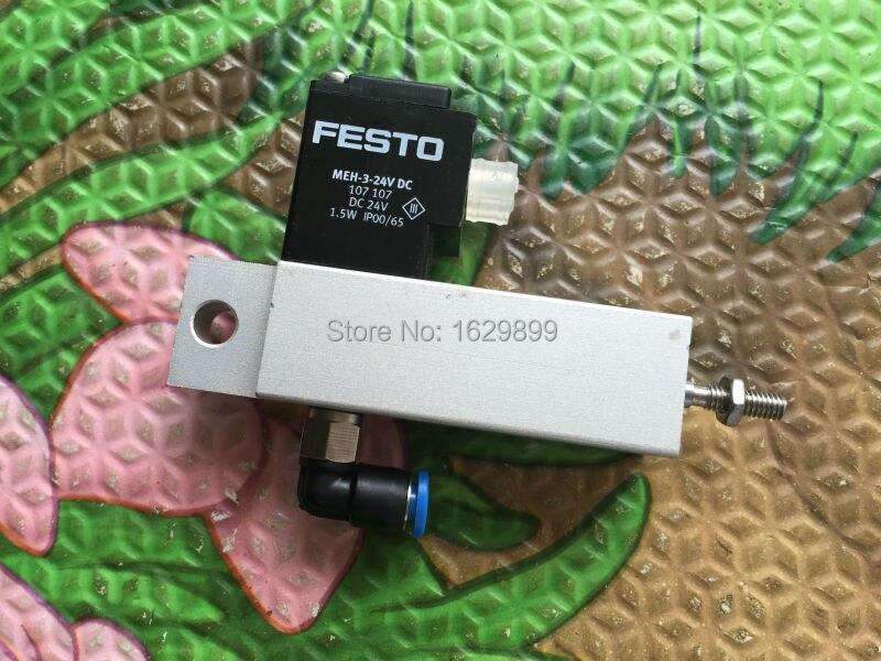 1 piece FESTO cylinder valve for SM52 PM52 heidelberg 61.184.1131, heidelberg valve 61.184.1131, ESM-10-4-P-SA