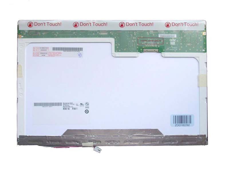 13.3 ''Pour Macbook A1181 écran lcd d'ordinateur portable 1280*800 20pin LP133WX1 TLA1 B133EW01 v.3 2006 2007 2008 2009 CCFL