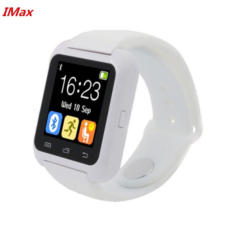 Customized high quality New 2016 Bluetooth U80 Smart Watch Bluetooth font b SmartWatch b font for