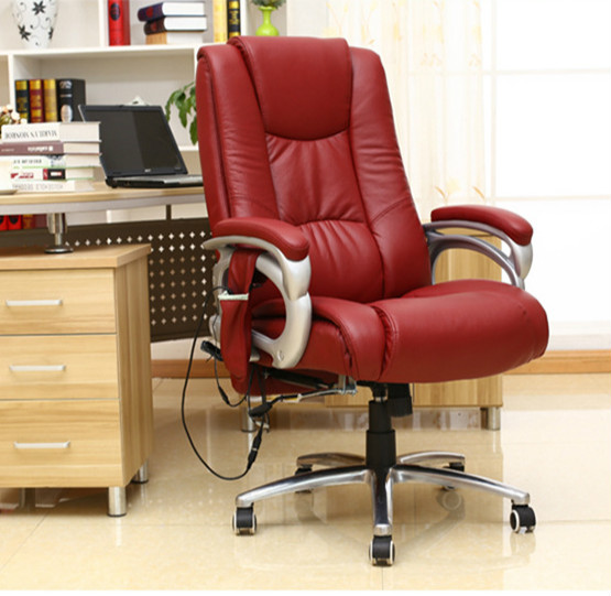 comfortable household office computer chair lying boss chair