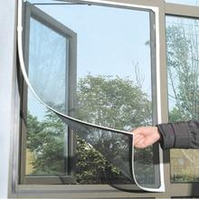 Новинка! Занавес от насекомых в помещении, москитная сетка, москитная сетка для окон, от москитов, для кухонного окна