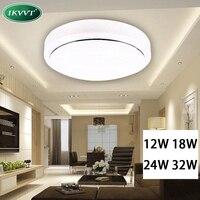 Ceiling Lights Aluminum Acryl High Brightness 220V 230V 240V LED Chip No Need Driver 12W 18W
