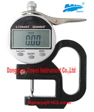 Round head thickness gauge/Digital display thickness gauge/Electronic thickness gauge
