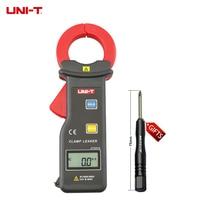 LCD UNI T UT251C Electrical High Sensitivity Professional Multifunction Leakage Current Tester Clamp Meter Digital Multimeter