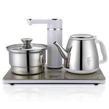 Free shipping Electric heating tea set with automatic water feeding electric kettle Electric kettles