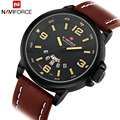2016 Brand NAVIFORCE Army Watches Men Quartz Casual Quartz Men Sport Military Watch relogio masculino erkek kol saati Men Watch