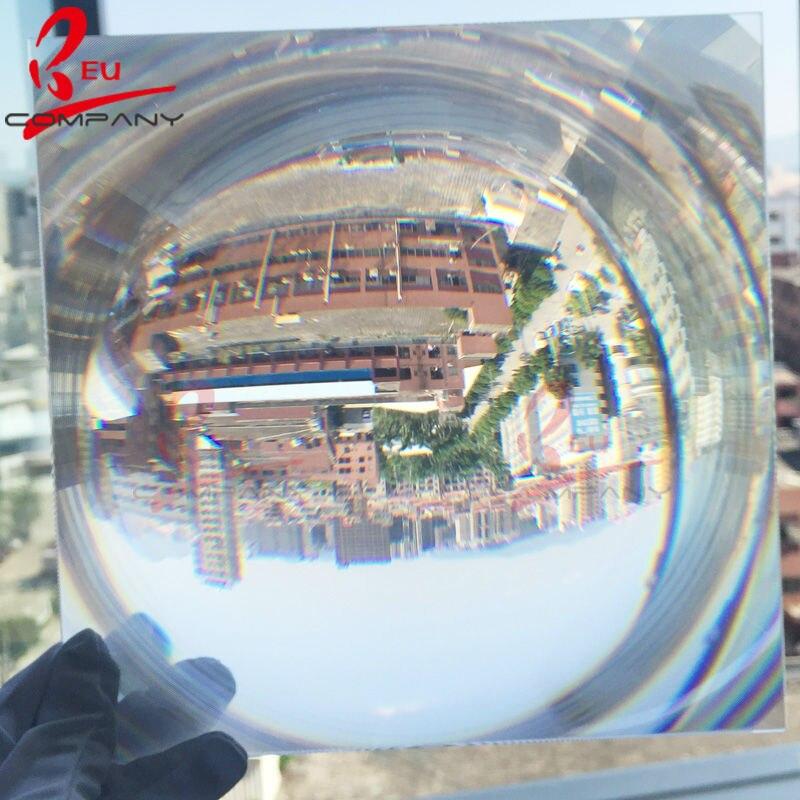 300 * 300mmF310mm320mm Solaire Concentrateur Lentille De Fresnel