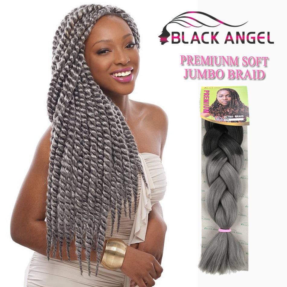 Marley Braid Hair Kanekalon Expression Hair Braids Jumbo