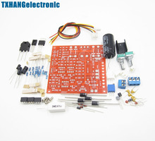 Red 0-30V 2mA-3A Continuously Adjustable DC Regulated Power Supply DIY Kit PCB electronic