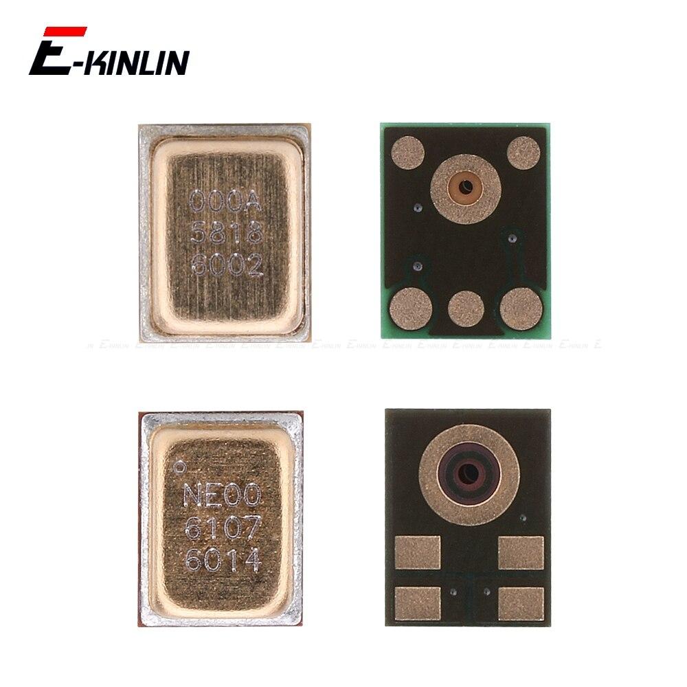 2pcs 100% New Microphone Internal MIC Speaker For XiaoMi Redmi Note 7 6 5 Pro 6A 5A Plus S2 PocoPhone F1 Replacement Parts