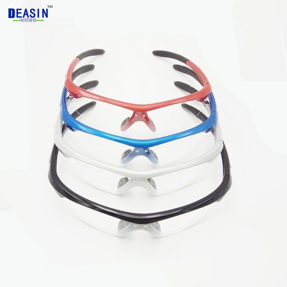 5 Pcs X  Design Glass Frame For  Surgical Magnifying Loupes Sport Type Loupes Frame