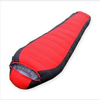 Best Deal X5 Mummy Down Fill 400G 600G 800G Ultralight Duck Sleeping Bags High Quality For Camping Hiking Outdoor Sports
