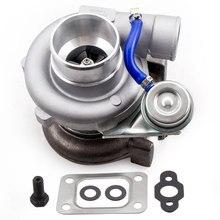 Turbo para Nissan 200SX 180SX CA18DET T25 T28 S13 S14 SR20 água GT25 GT28 GT2871 GT2860 Turbocharger A/R.6 A/R.64 1,8-3, 0L