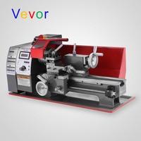 Hot Sales 600W Metal Mini Lathe Metalworking Woodworking Power Tool Turning Machine