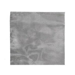 Image 5 - Сетка из нержавеющей стали 325, плетеная проволока, фильтр 50 микрон, фильтрационный экран 30*30 см