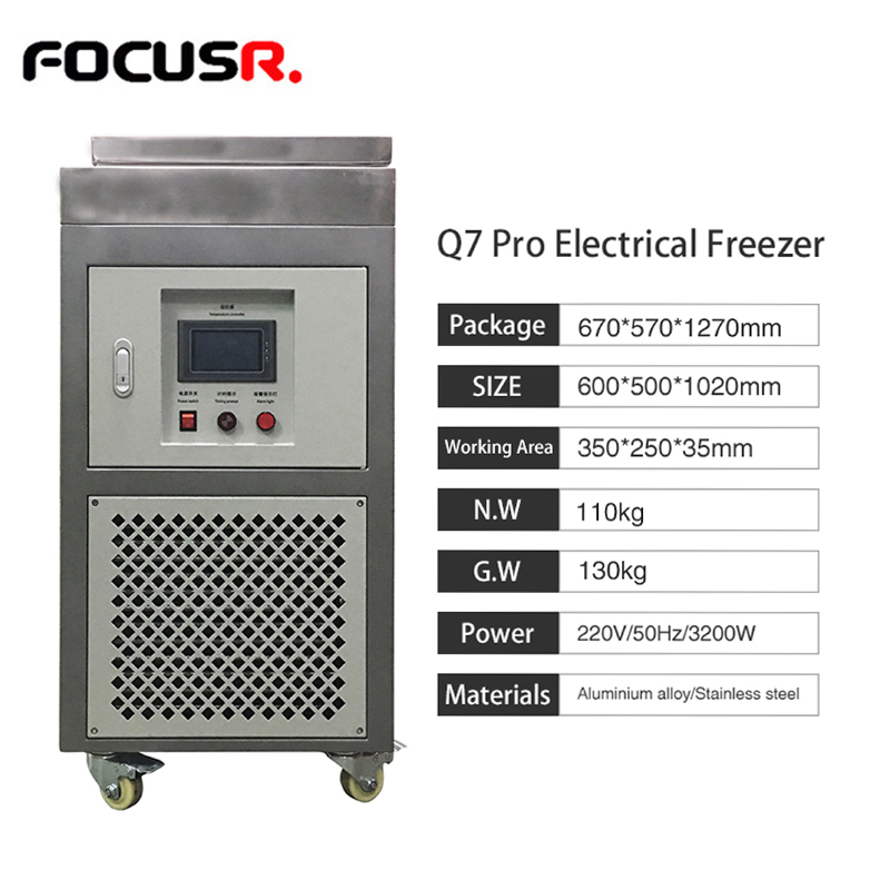 Novecel  Q7Pro Ultra-low Temperature Electrical Freezer -185 Degrees Large Working Plate 20inches Separator Machine repair partsNovecel  Q7Pro Ultra-low Temperature Electrical Freezer -185 Degrees Large Working Plate 20inches Separator Machine repair parts