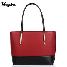 KXYBZ New 2018 Fashion PU Leather Women Messenger Bags Ladies Big Casual Shoulder Bags Brand Woman Handbags Bolsa Feminina K055