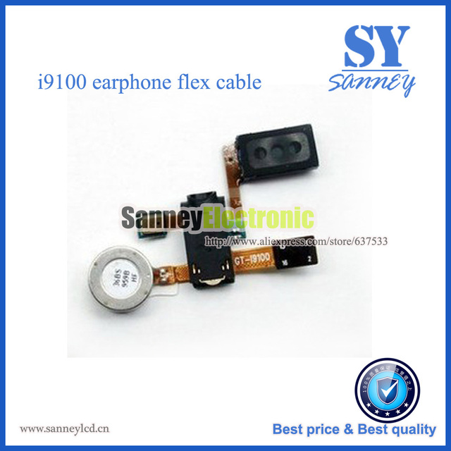 For Samsung Galaxy S II S2 i9100 speaker Earphone flex cable Free shipping