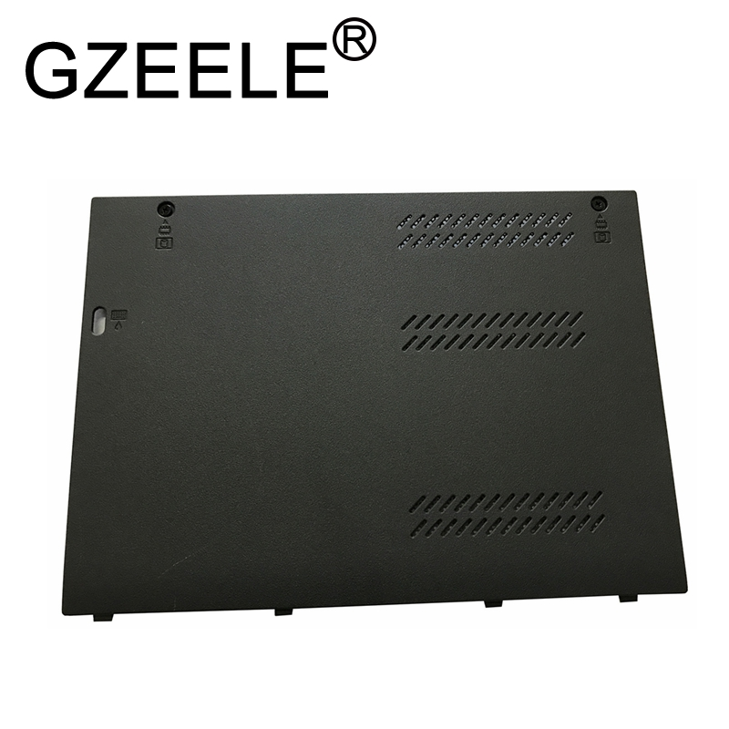 GZEELE New For Lenovo For ThinkPad T540P W540 W541 T540 Laptop HDD Bottom Door Cover FRU 04X5513 60.4LO12.001 Hard Drive Memory
