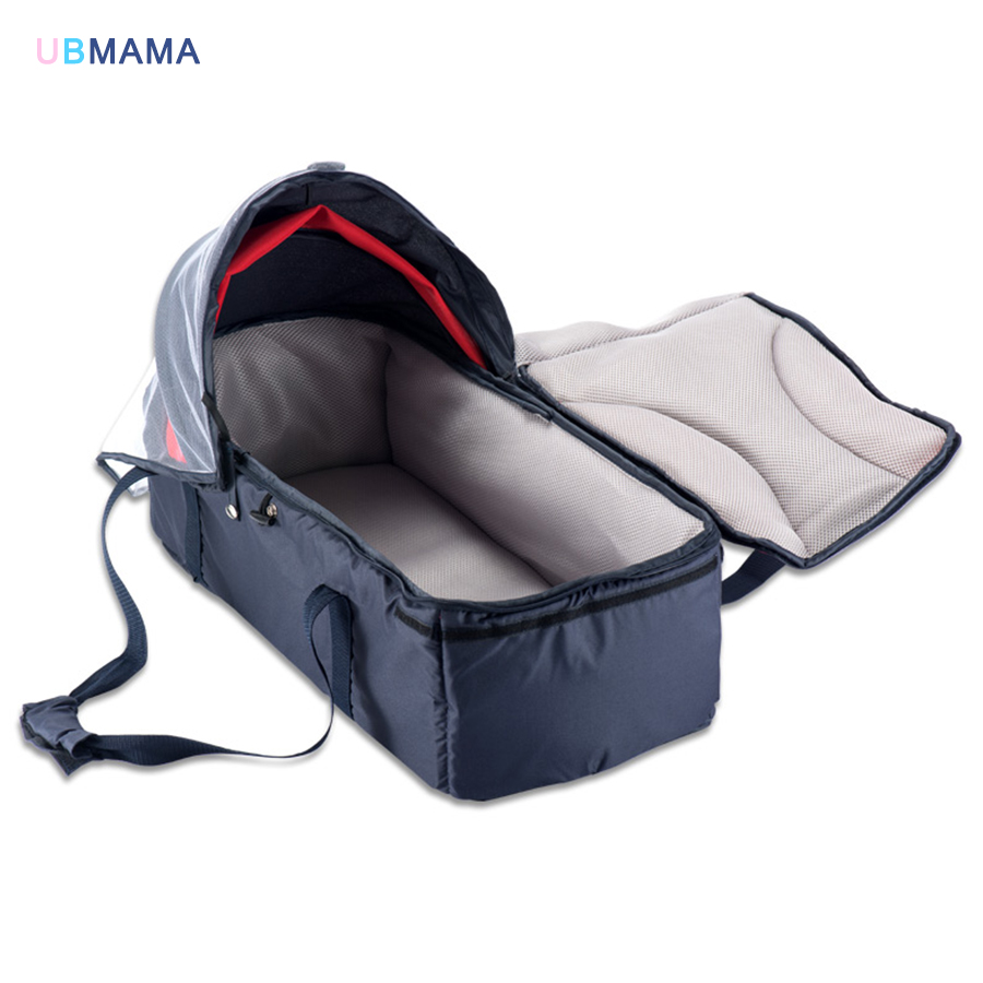 Free Shipping High Quality Portable Foldable With Netting Beds Baby S Trend Of Children Mobile Bed For 0 12m In Cribs From Mother
