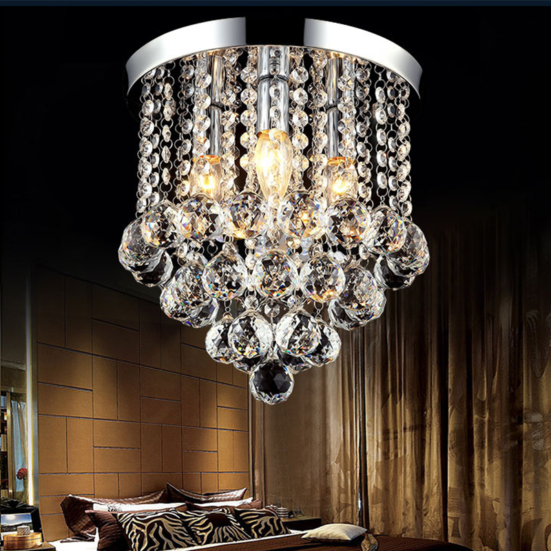 New Round LED Crystal Ceiling Light For Living Room Indoor Lamp luminaria home decoration Crystal Ceiling Lights | Round Crystal Chandelier | New Round LED Crystal Ceiling Light For Living Room Indoor Lamp luminaria home decoration Energy sawing up to 80%.