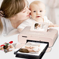 Envío Gratis Inteligente Impresora Fotográfica Camon CP1200 Color Mini Impressora Impresora a Color Móvil