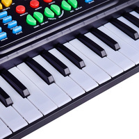 Key Electronic Piano Music Keyboard With Microphone Musical Instrument Children Early Educational Tool For Kid