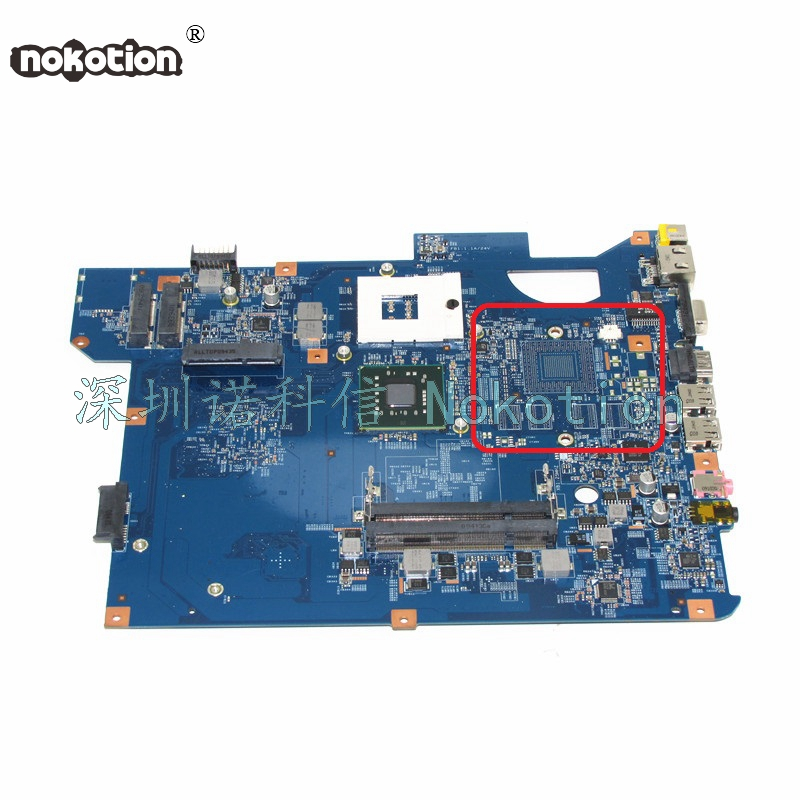 NOKOTION SJV50-MV MB 48.4BU01.01N MB.WDD01.001 For Packard Bell TJ65 for gateway NV54 NV58 laptop motherboard GM45 DDR2 mbedb01001 mb edb01 001 48 4z401 01m for acer extensa 5630 5230 5320 5930 laptop motherboard gm45 ddr2