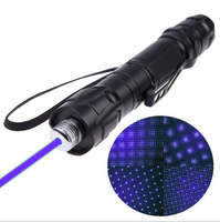 Green Laser Pointer 2in1 Babysbreath 200mw 405nm High Power Laser Beam 10000 Meters