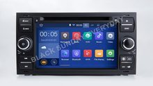 NEW 2 Din 7 Inch Trong Dash Android Car DVD Player Cho Ford/Mondeo/Focus/Transit/C-MAX Với Quad Core Wifi GPS Navigation Đài Phát Thanh FM(China)