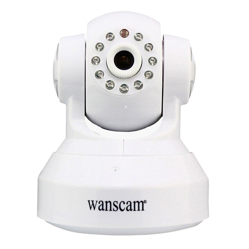 bilder für Wanscam drahtlose wifi 720 p ip-netzwerk-kamera dual audio p2p plug & play-pan tilt innen motion detection sicherheit kamera