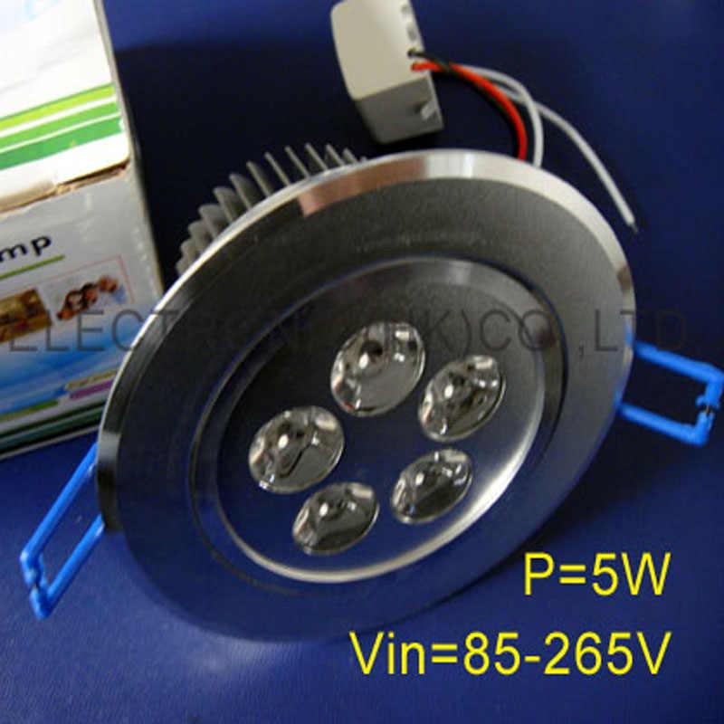 Высокое качество 5 Вт светодиодный потолочный светильник Бесплатная доставка