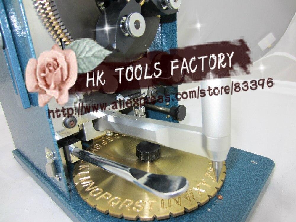 Livraison gratuite mini machine de gravure d'anneau, graveur de bracelet, machine de gravure de bracelet