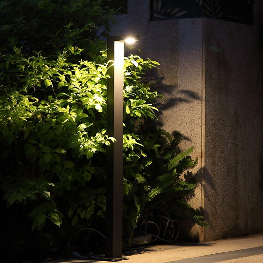 Outdoor Garden Lamp Led Light 220V 6W Landscape lights garden path lights simple grass lighting Fixture