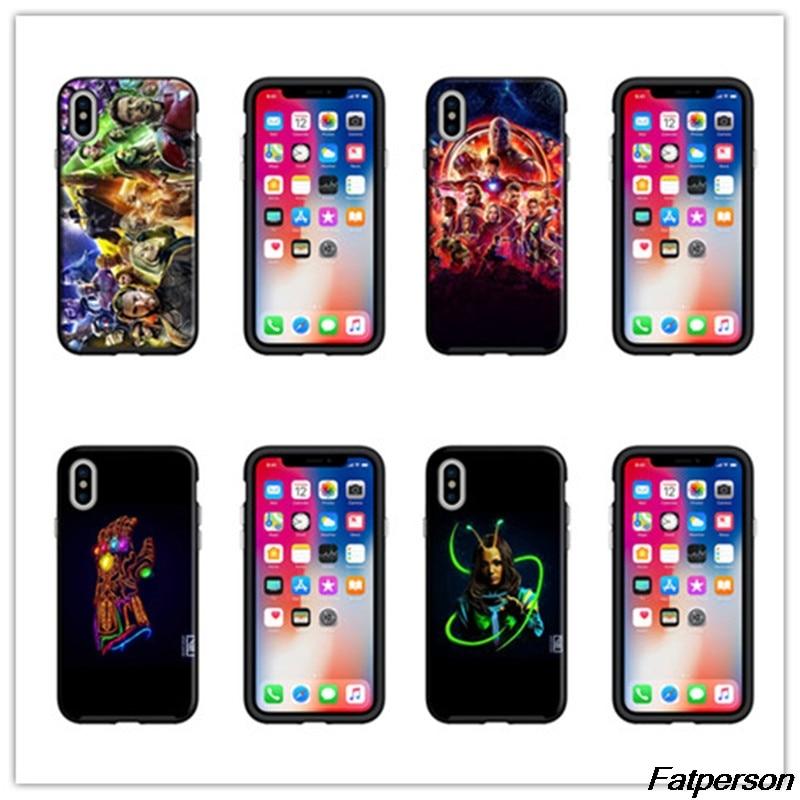 coque iphone 7 infinity war
