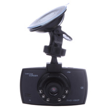 2.4″ Car Camera G30 Full HD 1080P Car DVRS Video Recorder 120 Degree Wide Angle Motion Detection Night Vision Dash Cam
