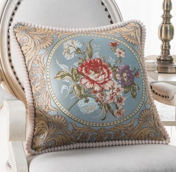 European Style Luxury Cushions Cover
