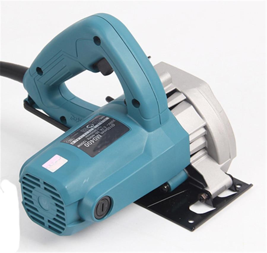 4 Inch Tile Cutting Machine Electric Machine Tool M0400B Marble Stone Cutting Machine