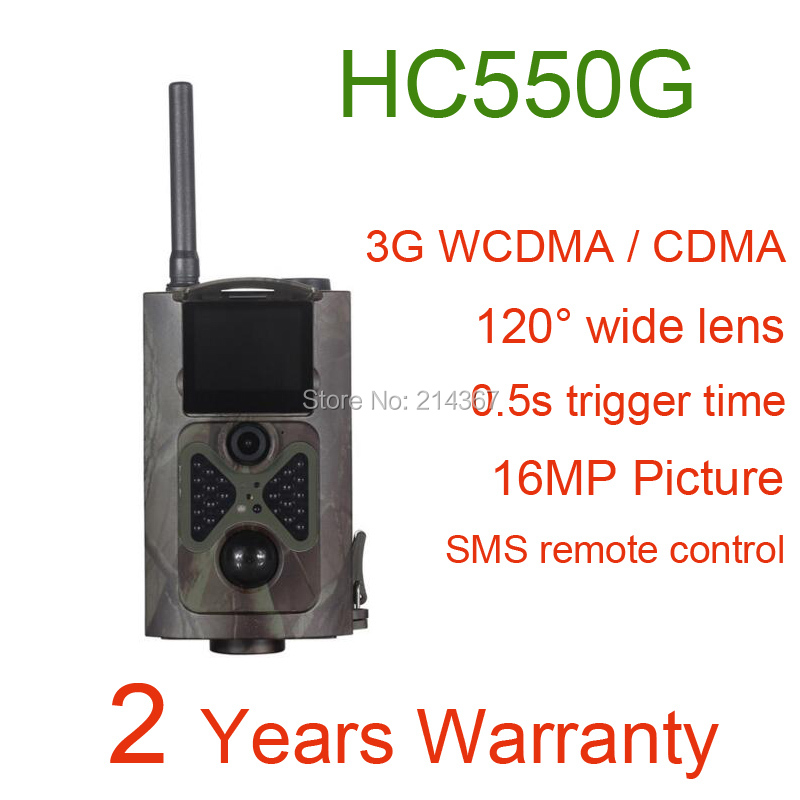 Full New 1080P HD SMS GPRS 3G font b Hunting b font Game Cameras Wildlife Trap
