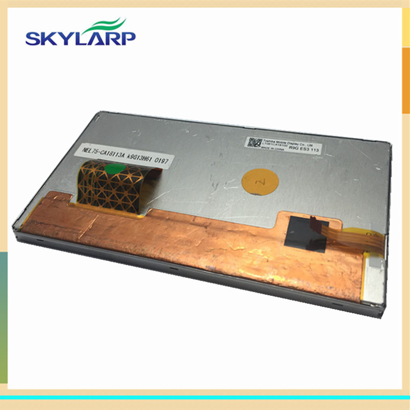 6.1inch LCD display panel for TOYOTA LT061CA18100 R9G ES3 113 NEL75-CA18113A K9G13H61 LCD panel