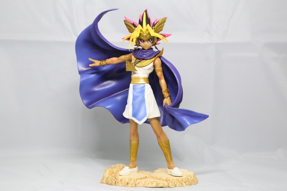 24cm yu-gi-oh duel monsters Anime Action Figure PVC New Collection figures toys Collection for Christmas gift 25cm bikini warriors valkyrie japanese anime action figure pvc collection figures toys collection