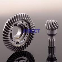 цена на Rear Hard Steel Differential Ring/Pinion Gear Set TXM7778XR-OC For Traxxas 1/5 RC Car