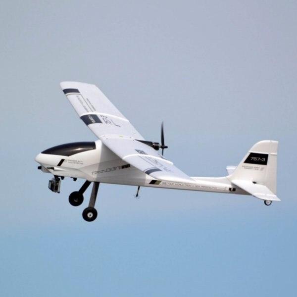 New Version Volantex Ranger EX 757-3 1980mm Wingspan Long Range FPV RC Airplane KIT бермуды quelle quelle 953126