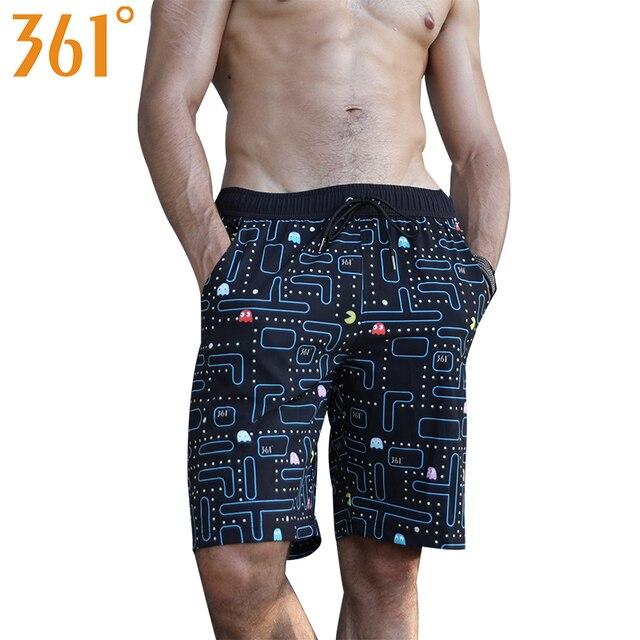168d507e7740f5 361 männer Strand Kurz Quick Dry Board Shorts Laufen Surfen Hosen Männer  Bademode Boxer Badehose Männlichen