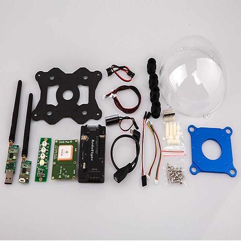 RCTIMER 433Mhz ArduFlyer 2 5 2 UAV System Autopilot AVDome with Protection AntiVibration Dome UAV PLUS433
