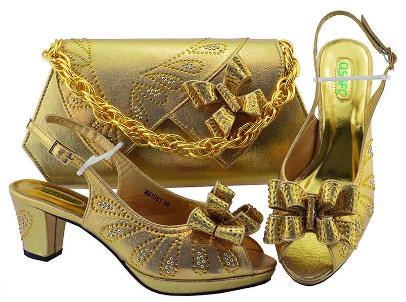 Italien Ensemble Chaussures fuchsia Avec Royal Sac magenta Pour Conceptions Printemps Blue Nigeria Le gold Green dark Parti purple Sacs De Au Correspondre Et pink 2019 À xFqpaCvIwC