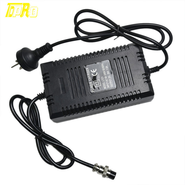 1 8a 36v Electric Bicycle Ebike Mobility Scooter Atvs Go Karts Battery Charger